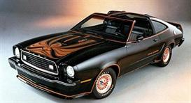 1978 Ford Mustang MVMA Specifications | eBooks | Automotive