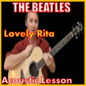 Learn to play Lovely Rita By The Beatles | Movies and Videos | Educational