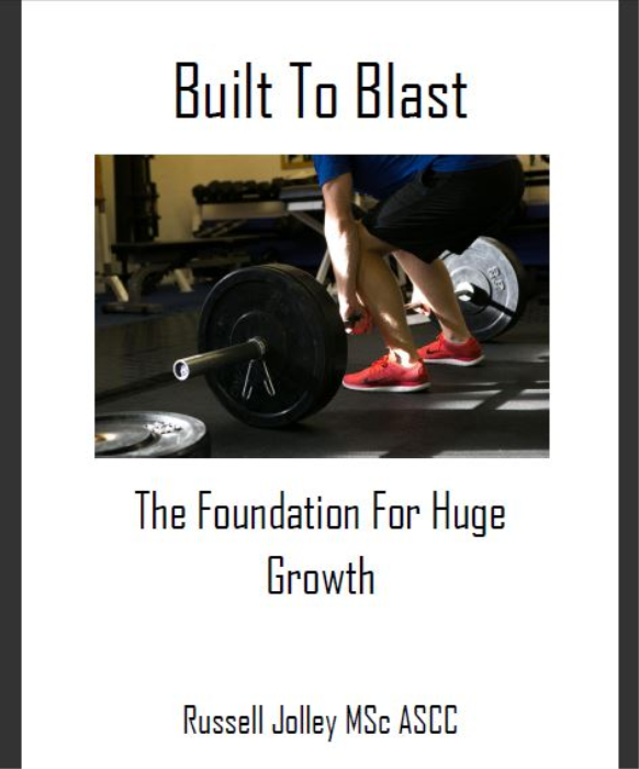First Additional product image for - Built To Blast 4 week program download