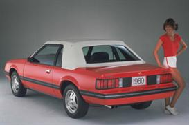 1980 Ford Mustang MVMA Specifications | eBooks | Automotive