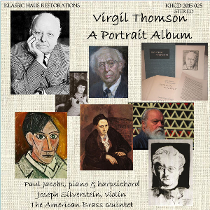 Virgil Thomson: A Portrait Album | Music | Classical