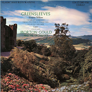 Greensleeves: Music of Vaughan Williams and Coates - Morton Gould | Music | Classical