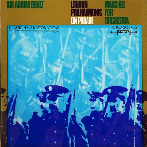 london philharmonic orchestra on parade - sir adrian boult