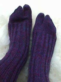 Thong Socks knitting pattern - PDF | Other Files | Arts and Crafts