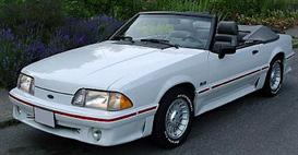 1988 Ford Mustang MVMA Specifications | eBooks | Automotive