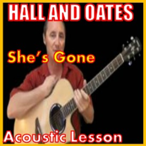 Learn to play She's Gone by Hall And Oates | Movies and Videos | Educational