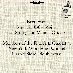 Ludwig van Beethoven Septet in E-flat Major for Strings and Winds, Op. 30 | Music | Classical