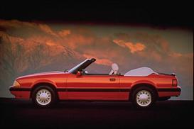 1989 Ford Mustang MVMA Specifications | eBooks | Automotive