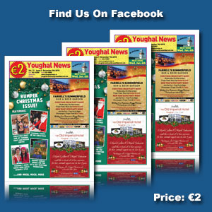 Youghal News December  9th 2015 | eBooks | Magazines