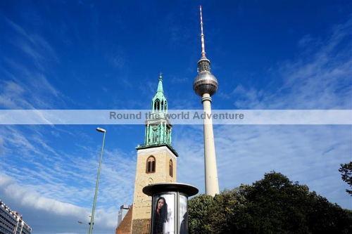 Second Additional product image for - High Quality picture collection from Berlin