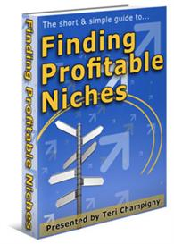 Short & Simple Guide To Finding Profitable Niches With Master Resale R | eBooks | Business and Money