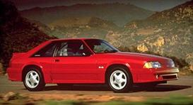 1991 Ford Mustang MVMA Specifications | eBooks | Automotive