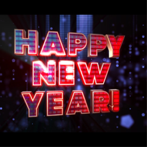 happy new year 2016: sparkle 2: