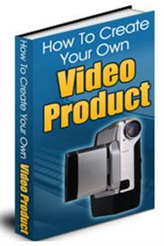 How To Create Your Own Video Product  With MRR | eBooks | Internet