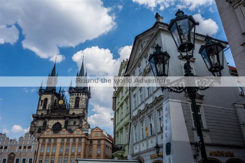 Fourth Additional product image for - High Quality picture collection from Praha