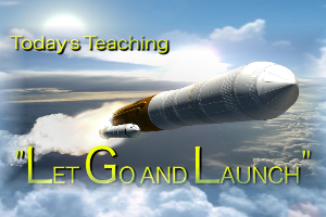 Let Go And Launch | Audio Books | Religion and Spirituality