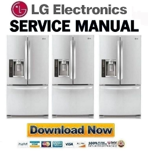 LG LFX21976ST Service Manual & Repair Guide | eBooks | Technical