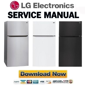 LG LTCS24223S LTCS24223W LTCS24223B Service Manual  & Repair Guide | eBooks | Technical