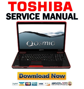 Toshiba Qosmio X500 Service Manual & Maintenance Guide | eBooks | Technical