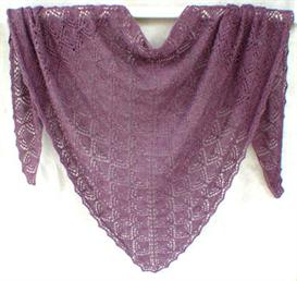 Triangles within Triangles Shawl knitting pattern - PDF | Other Files | Arts and Crafts