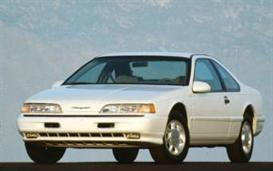 1991 Ford Thunderbird MVMA Specifications | eBooks | Automotive
