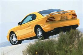 1994 Ford Mustang MVMA Specifications | eBooks | Automotive