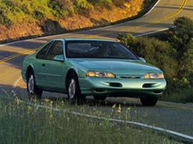 1994 Ford Thunderbird MVMA Specifications | eBooks | Automotive