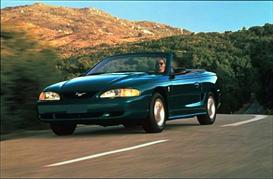 1995 Ford Mustang MVMA Motor Vehicle Manufacturer Association Specific | eBooks | Automotive