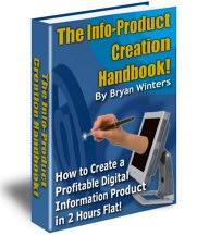 the info product creation handbook | eBooks | Business and Money