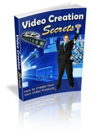 Video Creation Secrets With Master Resale Rights | eBooks | Internet