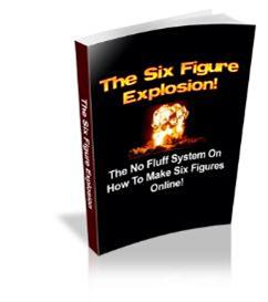 The SIx figure Explosion With MRR | eBooks | Business and Money