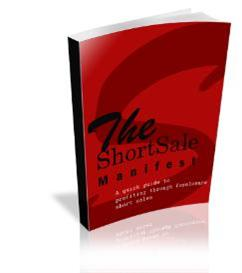 The Short Sale Manifest With Master Resale Rights | eBooks | Business and Money