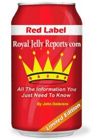 Royal Jelly Reports  With Master Resale Rights | eBooks | Business and Money