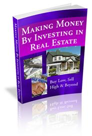 making money by investing in real estate with master resale rights