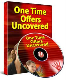 One Time Offers Uncovered With Master Resale Rights | eBooks | Business and Money