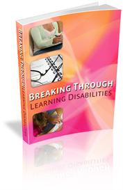 Breaking Through Learning Disabilities With Master Resale Rights | eBooks | Business and Money