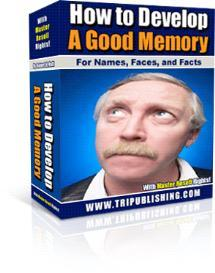How to Develop a Good Memory | eBooks | Health