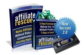 Affiliate Rescue With Master Resale Rights | eBooks | Business and Money