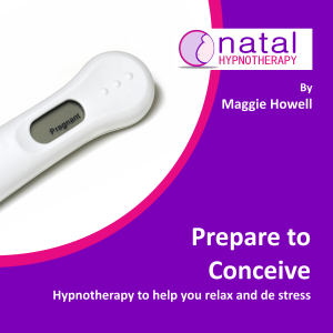 hypnofertility for preparing to concieve