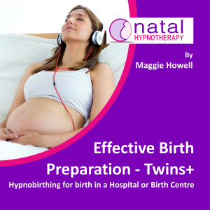 hypnobirthing for hospital or birth centre with twins+