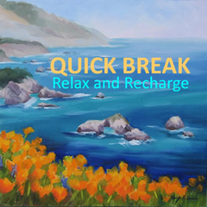 QUICK BREAK ~ Relax and Recharge | Audio Books | Meditation