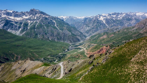 Second Additional product image for - High quality picture collection from Tajikistan. HD 350 DPI