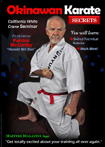 Vol-7 Okinawan Karate Secrets Seminar by Patrick McCarthy | Movies and Videos | Special Interest