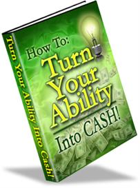 How to Turn Your Ability into Cash (MRR) | eBooks | Business and Money