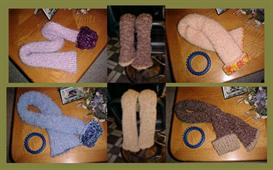 Reversible Scarf Pattern | eBooks | Arts and Crafts