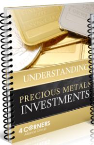 precious metals - understanding precious metal investing