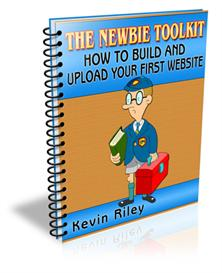 Newbie Toolkit How To Build and Upload your Website | eBooks | Business and Money