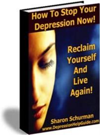 Stop Your Depression Now WIth Master Resale Rights | eBooks | Health