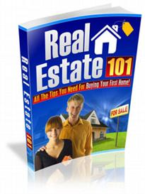 Real Estate 101 Buying Your First Home (MRR) | eBooks | Home and Garden