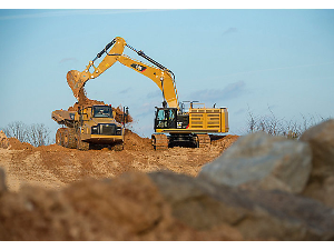 Caterpillar Excavator | Photos and Images | Technology